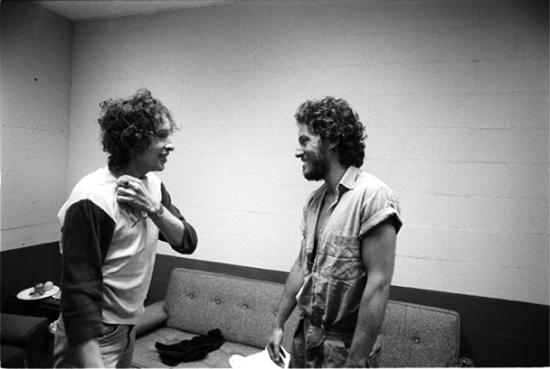 Bob and Bruce